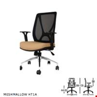 Jual Kursi kantor staff SAVELLO MESHMALLOW HT1A