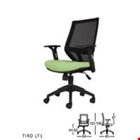 Jual kursi kantor staff SAVELLO TIRO LT1
