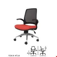 Jual kursi kantor staff SAVELLO FENIX HT1A