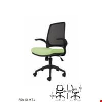 Jual kursi kantor staff SAVELLO FENIX HT1