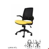 Jual kursi kantor staff SAVELLO LUMIX HT1