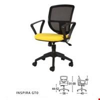 Jual Kursi Kantor Staff SAVELLO Inspira GT0