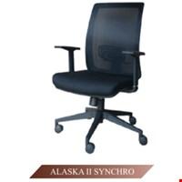 Jual Kursi Kantor Staff Bovia Alaska II SYNCHRO