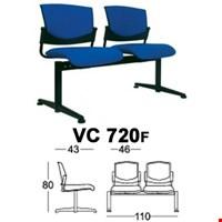 Jual Kursi Kantor Tunggu Chairman VC 720 F