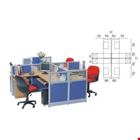 Jual Partisi Kantor Brother WS 4LH