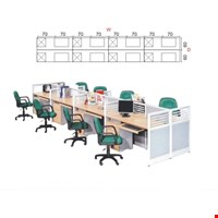 Jual Partisi Kantor Brother WS 8HD