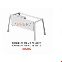 Jual Meja Kantor Staff Carrera Mark 160