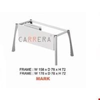 Jual Meja Kantor Staff Carrera Mark 180