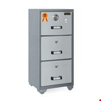 Jual Filing cabinet besi INDACHI DFC-3D