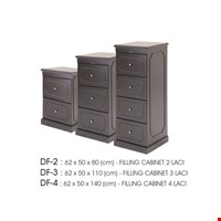 Jual Filing cabinet INDACHI DF-3 (3 Laci)
