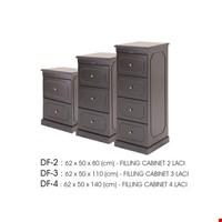Jual Filing cabinet INDACHI DF-4 (4 Laci)