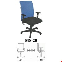 Jual Kursi Kantor Staff Subaru MS 20