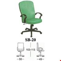 Jual Kursi Kantor Staff Subaru SB 20