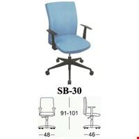 Jual Kursi Kantor Staff Subaru SB 30