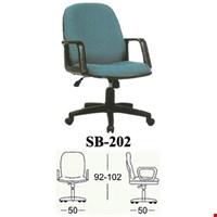 Jual Kursi Kantor Staff Subaru SB 202