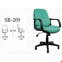 Jual Kursi Kantor Staff Subaru SB 209