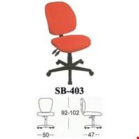 Jual Kursi Kantor Staff Subaru SB 403