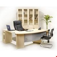 Jual Meja Kantor Direktur Direrktur Aditech FD 01