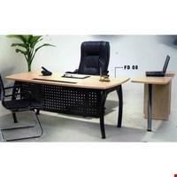 Jual Meja Kantor Direktur Direrktur Aditech FD 08