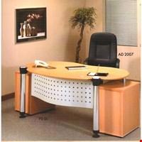 Jual Meja kantor Direktur Aditech PS 01