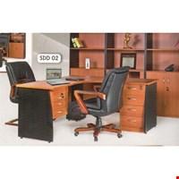 Jual Meja kantor Direktur Aditech SDD 02 (160cm)