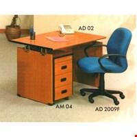 Jual Meja Kantor Staff utama Aditech AD 02