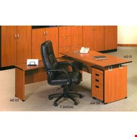 Jual Meja Kantor Staff samping Aditech AD 05