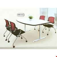 Jual Meja meeting kantor Aditech SMD 03 (180cm)