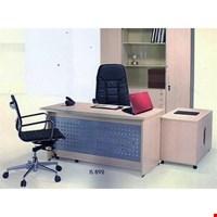 Jual Meja kantor Direktur Aditech IS 892 (150cm)