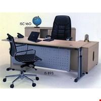 Jual Meja kantor Direktur Aditech IS 895 (180cm)