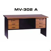 Jual Meja Kantor Staff utama VIP MV 302 A (150cm)
