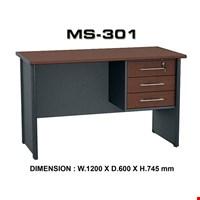 Jual Meja Kantor Staff Utama VIP MS 301 (120cm)