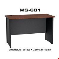 Jual Meja Kantor Staff Utama VIP MS 601 (120cm)