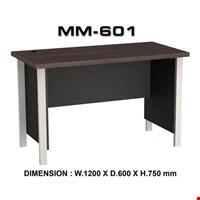 Jual Meja Kantor Staff utama VIP MM 601 (120cm)
