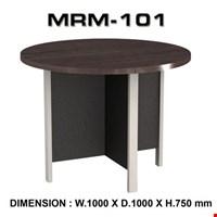 Jual Meja meeting kantor VIP MRM 101 (100cm)