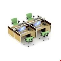 Jual Partisi kantor Uno Premium 5