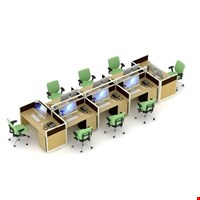 Jual Partisi kantor Uno Premium 6