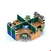 Jual Partisi kantor Uno Premium 8