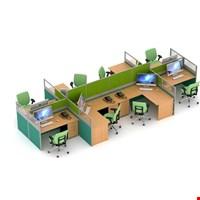 Jual Partisi kantor Uno Slim 7