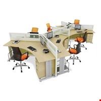 Jual Partisi kantor Donati 6 Seat Y