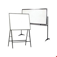 Jual Whiteboard GM NEW ECO SINGLE FACE STAND WNE 1224 ST