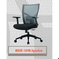 Jual Kursi Kantor Staff Carrera Type mesh 104b synchro