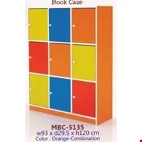 Jual Rak Buku Expo Type MBC-5135