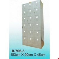 Jual Locker Brother 18 Pintu B 706-3