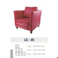 Jual Sofa Kantor Gresco Type LS 05 2 SEAT