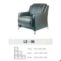 Jual Sofa Kantor Gresco Type LS 06 2 SEAT