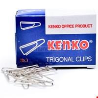 Jual Binder Clip Kenko Trigonal Clip No.3