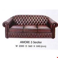 Jual Sofa Kantor Ichiko Amore III Seater
