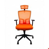 Jual Kursi Kantor Staff Zao Idea HR Orange