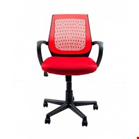 Jual Kursi Kantor Staff Zao Winner Red